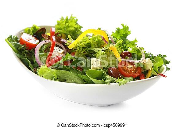 Greek Salad - csp4509991
