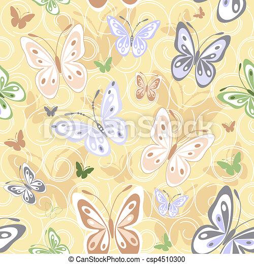 Repeating pastel pattern - csp4510300