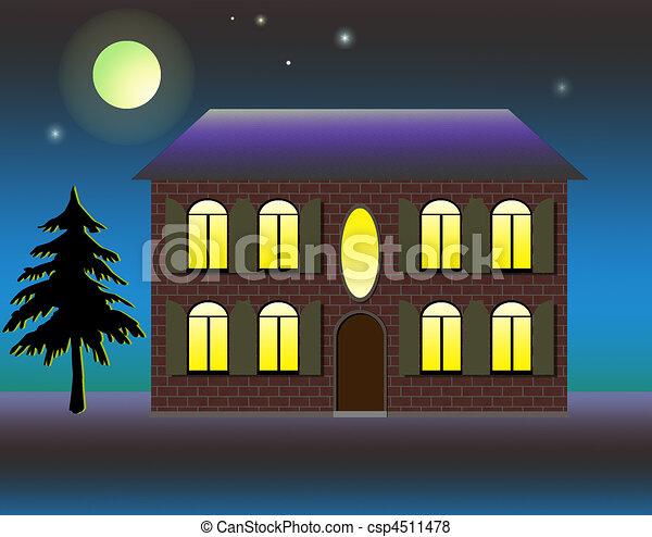 residential buildings - csp4511478