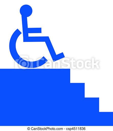 wheelchair unable to a...