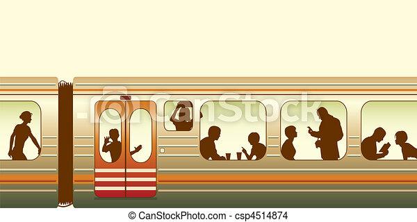Train - csp4514874