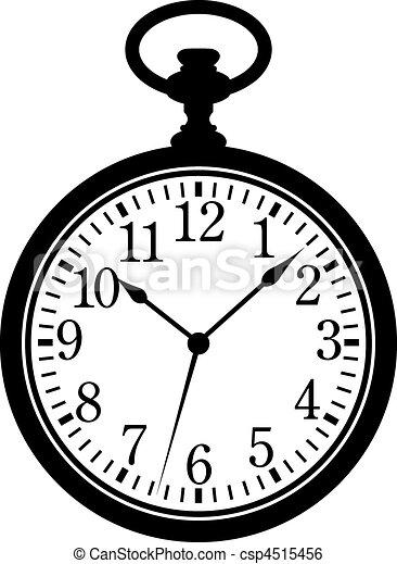 Pocket Watch - csp4515456