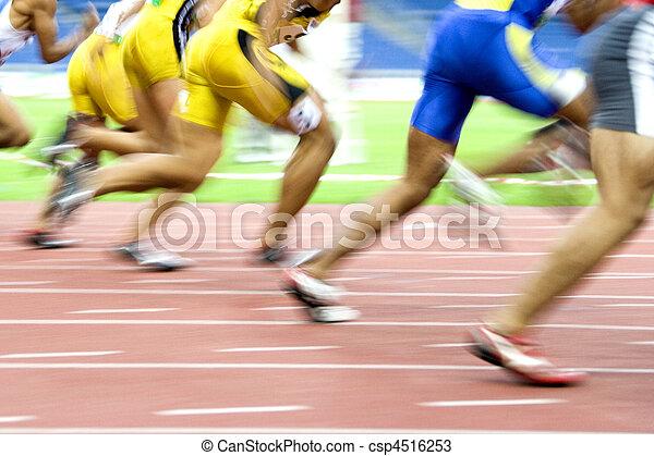 Athletics - csp4516253