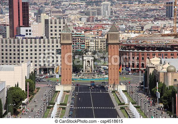 Barcelona - csp4518615