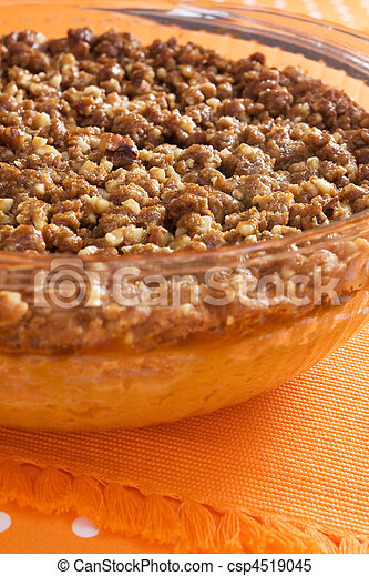 Holiday Sweet Potato Casserole - csp4519045
