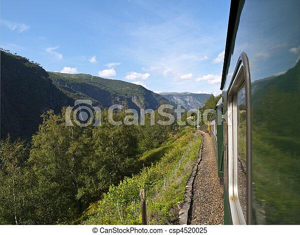 Flam Railway - csp4520025