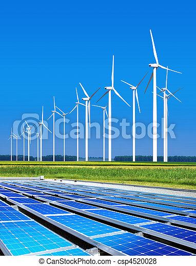 environmentally benign solar panels - csp4520028