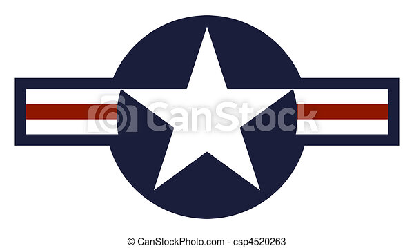 United States Air Force Roundel - csp4520263
