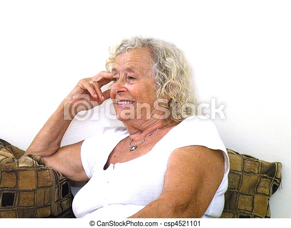 joy pensioner - csp4521101
