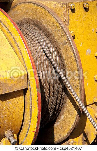 Kabel haspel