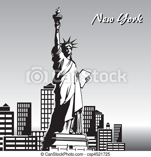 new york - csp4521725