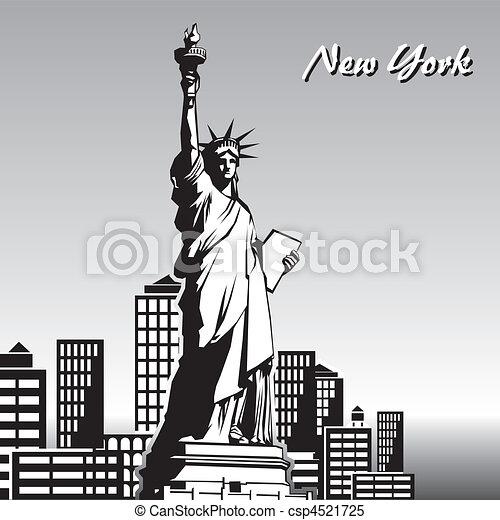 new york - csp4521725