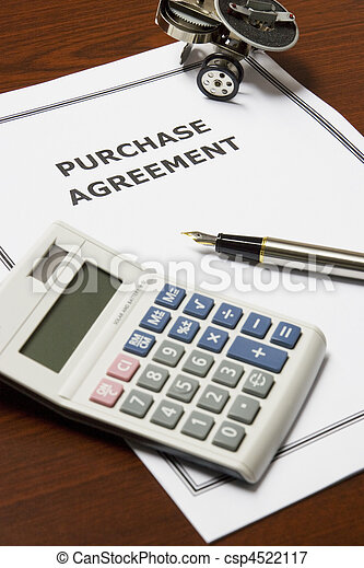 Purchase Agreement - csp4522117
