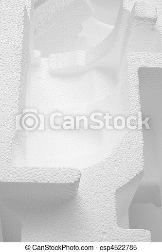 Polystyrene padding - csp4522785