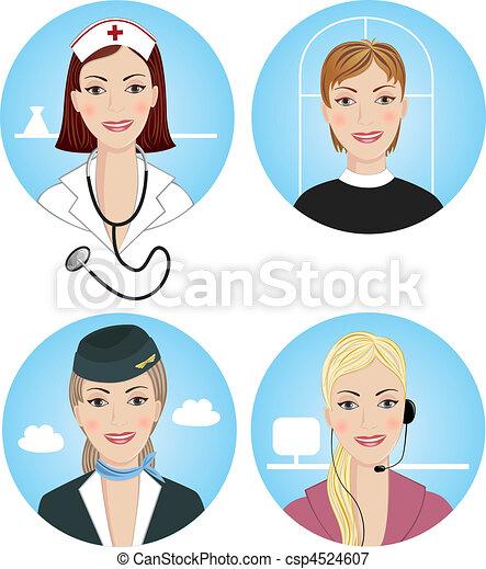 professions - csp4524607