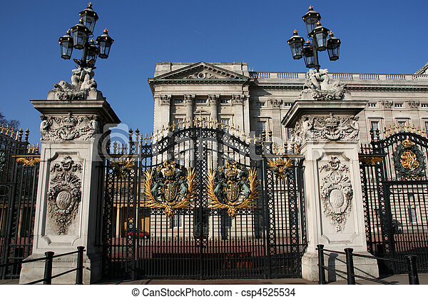 Buckingham Palace - csp4525534
