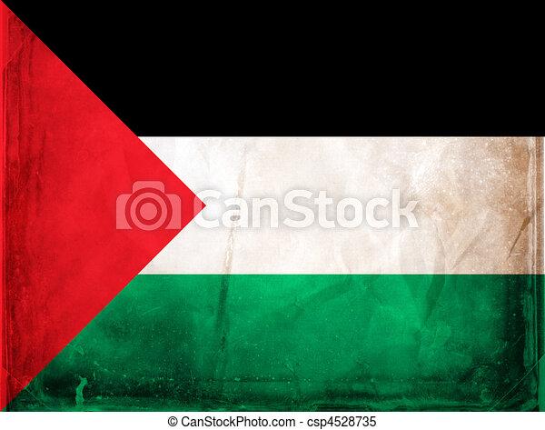 Palestine - csp4528735