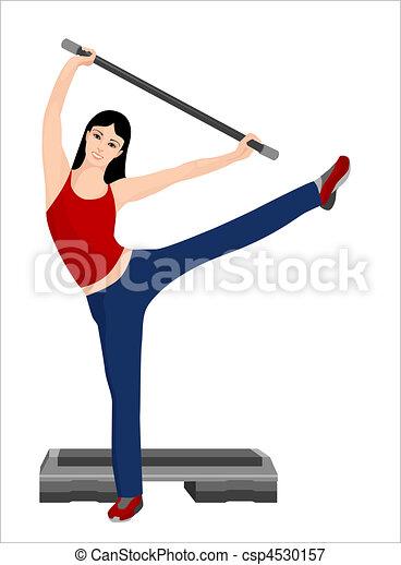 fitness - csp4530157