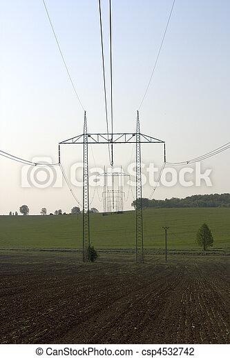 High voltage wiring - csp4532742