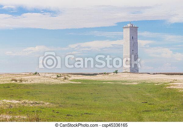 Lagoa dos Patos lighthouse - csp45336165