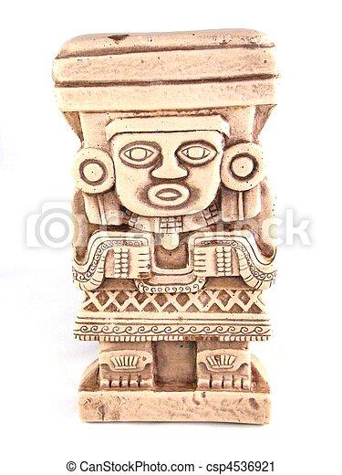 Stock de fotos escultura, azteca, tierra, diosa- - Imagenes ...