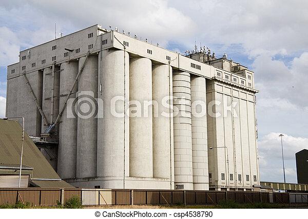 Storage silos - csp4538790