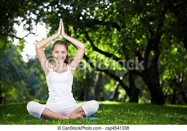 Healthy lifestyle - csp4541338