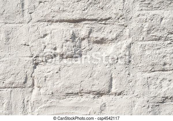 image de blanc peint vieux brique mur excellent fond csp4542117 recherchez des. Black Bedroom Furniture Sets. Home Design Ideas