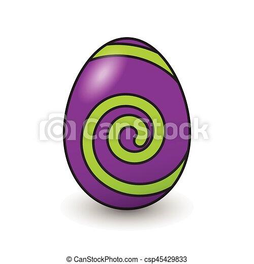 Easter eggs - csp45429833