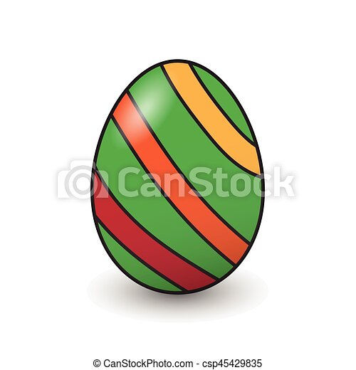 Easter eggs - csp45429835