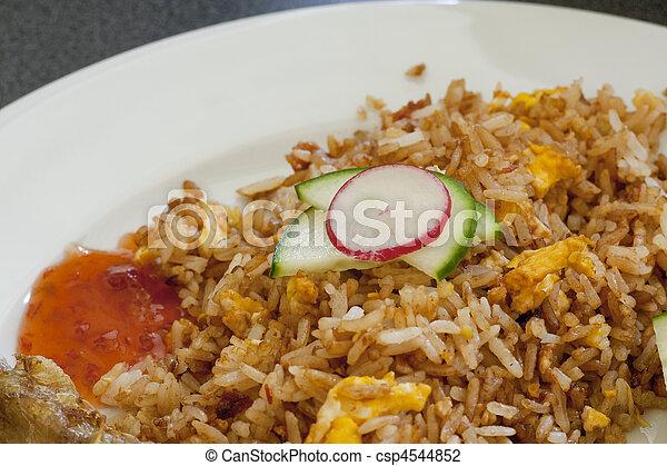 Chinese fried rice - csp4544852