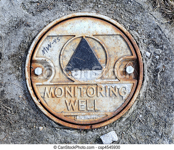 Environmental Monitoring Well - csp4545930