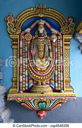 Hindu Deity - csp4546356