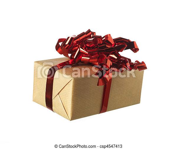 stock fotos von weihnachten geschenk csp4547413 suchen. Black Bedroom Furniture Sets. Home Design Ideas