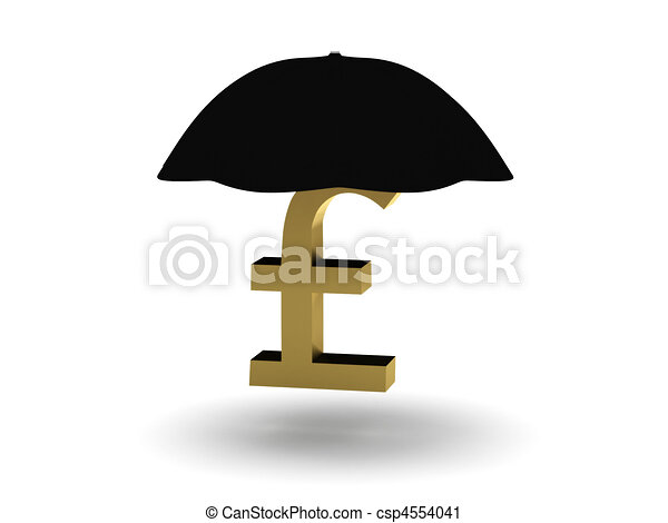 Finance insurance - csp4554041