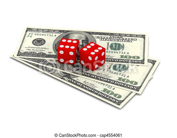 Gambling - csp4554061