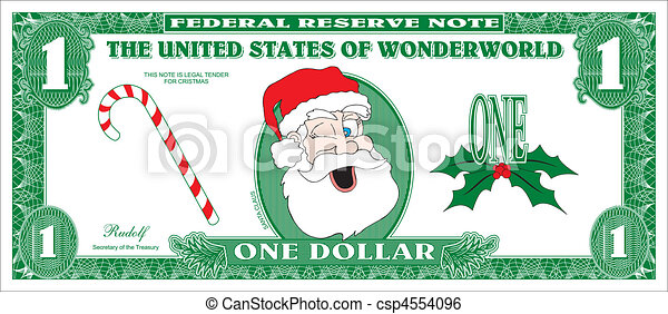 Fake money - csp4554096