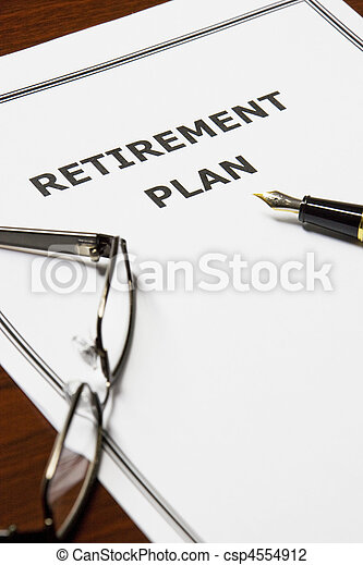 Retirement Plan - csp4554912