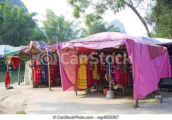 Ethnic clothing stores