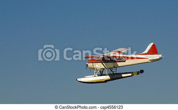 Seaplane in Canada - csp4556123