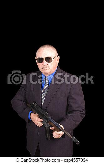 agente, governo - csp4557034