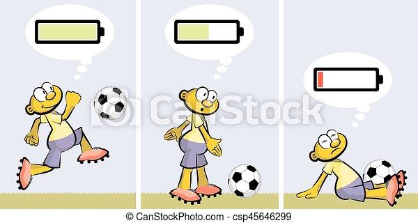 """Résultat de recherche d'images pour """"joueurs de foot fatigué"""""""