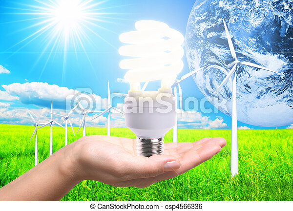 Clean Energy - csp4566336