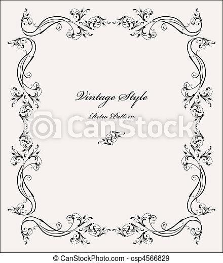 classical vignette - csp4566829