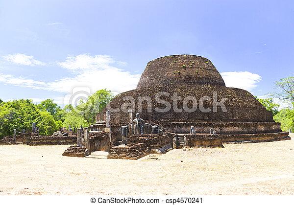 Pabalu Vehera Polonnaruwa