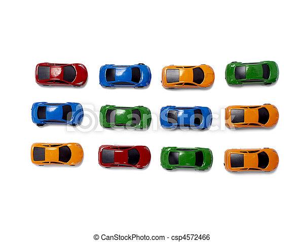 toy cars traffic transportation - csp4572466