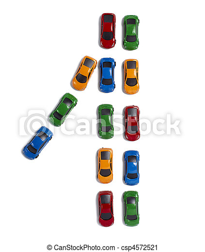 toy cars traffic transportation - csp4572521