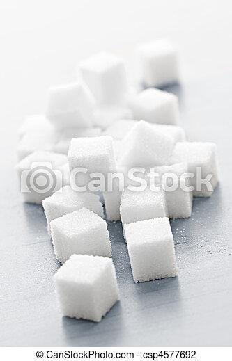 Sugar cubes - csp4577692
