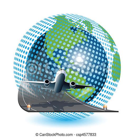 Aviation - csp4577833