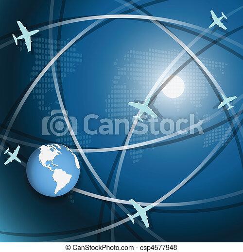 Aviation - csp4577948